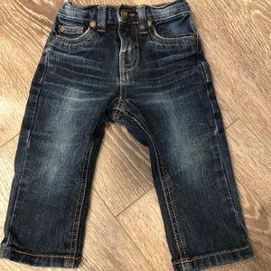Wonderkids Boys Skinny Jeans, size 12 Months